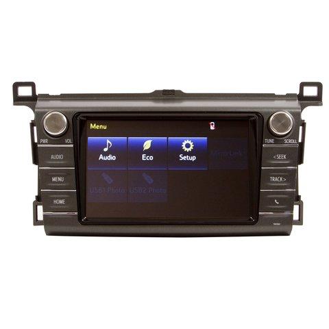 Штатний головний пристрій для Toyota RAV4 Прев'ю 3