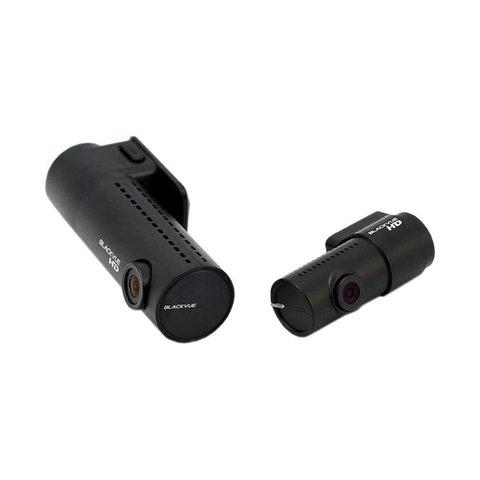 Відеореєстратор із GPS, G-сенсором і сенсором руху BlackVue DR430-2CH GPS Прев'ю 2