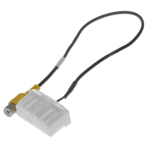Адаптер камеры заднего вида для Uconnect 8.4 GEN2 Превью 4