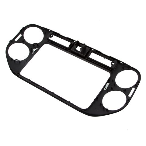 Radio Trim Plate for VW Tiguan 2013-14 MY for RCD510, RNS510, RCD310, RNS310, RNS315 (black) Preview 2