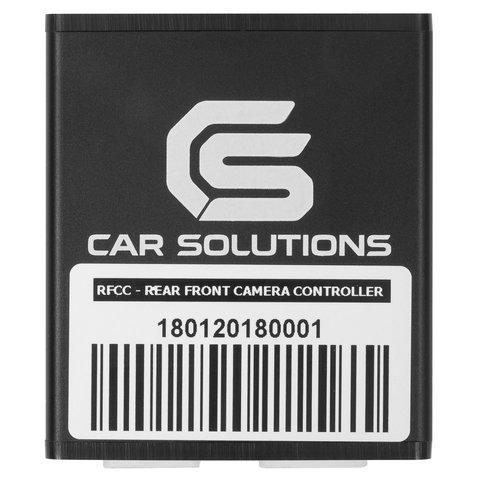 RFCC GEN5 SD/HDD Car Camera Control System for Toyota GEN5/GEN6 Preview 1
