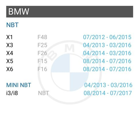 Wireless CarPlay and Android Auto Adapter for BMW with NBT Preview 2