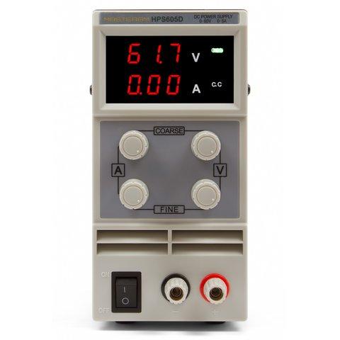 Лабораторный блок питания Masteram HPS605D
