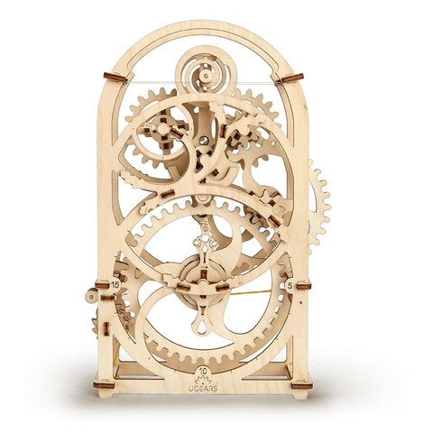 Механический 3D-пазл UGEARS Таймер - /*Photo|product*/