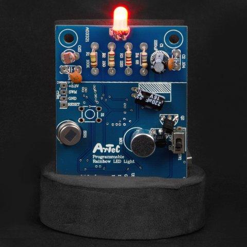 STEM-конструктор Artec Программированный светодиод с сенсорами Превью 3