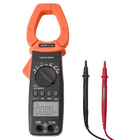Digital Clamp Meter Accta AT-1000A Preview 5