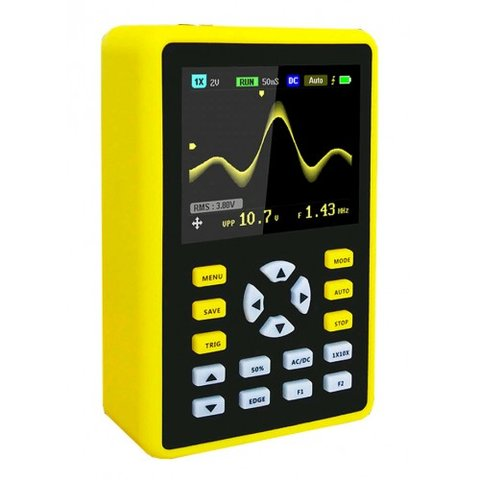Digital Oscilloscope FNIRSI 5012H Preview 2